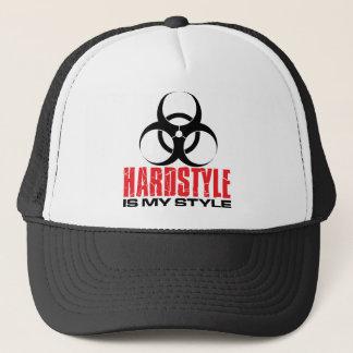Hardstyle est mon style casquette