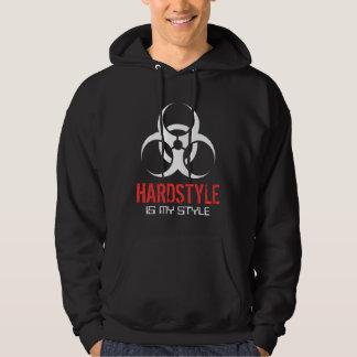 Hardstyle est mon style sweat-shirts avec capuche