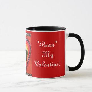 """""""Haricot"""" mon Valentine ! , Tasse d'amour de Java"""