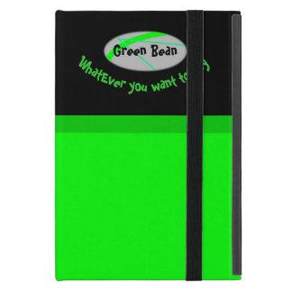 Haricot vert étuis iPad mini