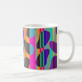 Haricots de rayure mug