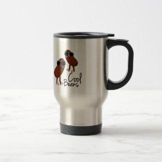 Haricots frais mug de voyage
