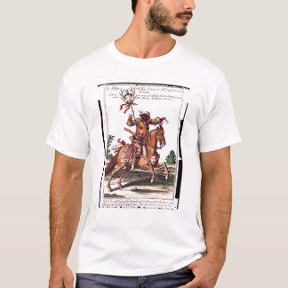 Harlequin à cheval t-shirt