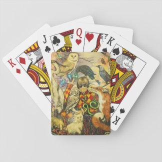 Harlequin Cartes À Jouer