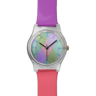 Harlequincolor May28th Montres Bracelet