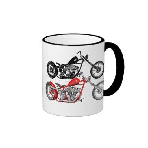 Harley Davidson - Chopper Tasse