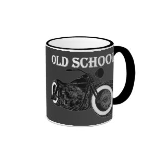 Harley Davidson - Old School Bobber Tasses