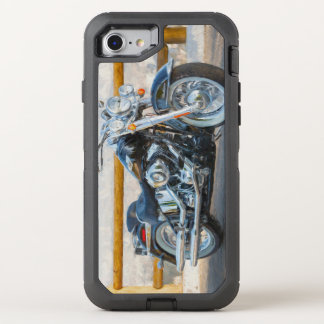 Harley-Davidson Softail Coque OtterBox Defender iPhone 8/7