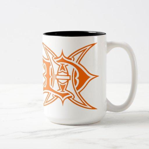 Harley Davidson - Tribal Tasse À Café