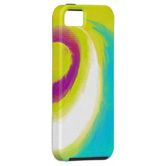 Harmonie de couleur - cas de l iPhone 5 d art numé Coques iPhone 5