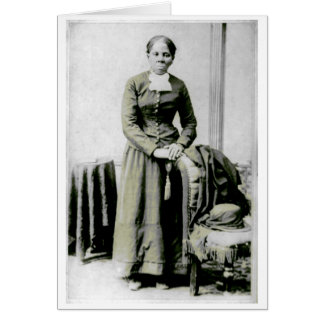 Harriet Tubman Carte De Vœux