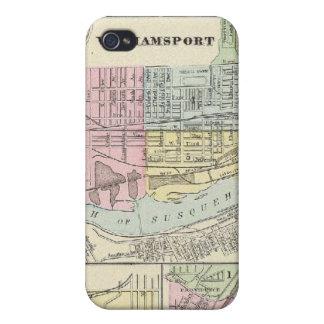 Harrisburg, Williamsport, Erie, Scranton Étui iPhone 4