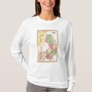 Harrison, villes de Rye T-shirt