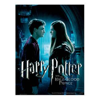 Harry et Ginny 1 Carte Postale