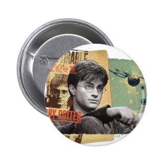 Harry Potter 13 Badges