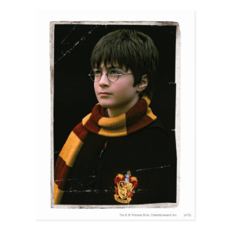Harry Potter 2 Carte Postale