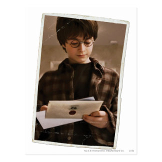 Harry Potter 9 Cartes Postales