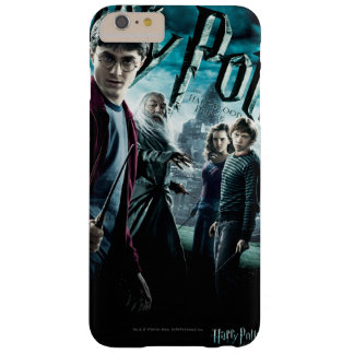 Harry Potter avec Dumbledore Ron et Hermione 1 Coque iPhone 6 Plus Barely There