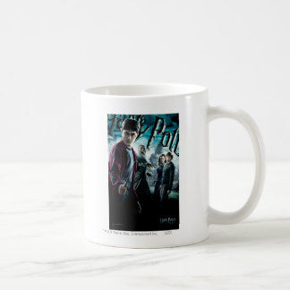 Harry Potter avec Dumbledore Ron et Hermione 1 Mug
