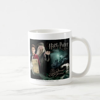 Harry Potter et Dumbledore Mug