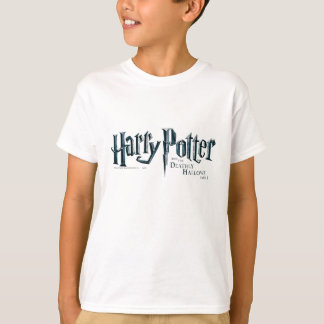 Harry Potter et le de mort sanctifie le logo 1 2 T-shirt