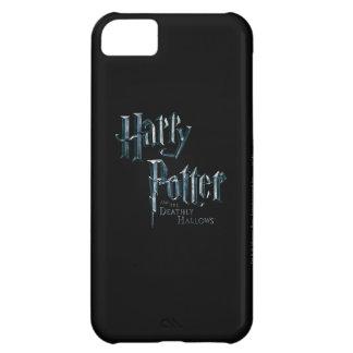 Harry Potter et le de mort sanctifie le logo 1 Coque iPhone 5C