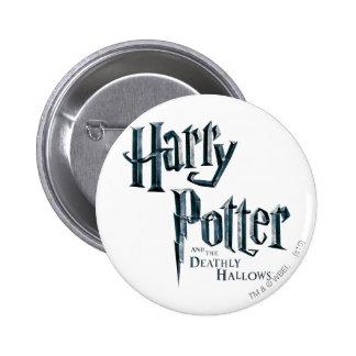 Harry Potter et le de mort sanctifie le logo 1 Pin's