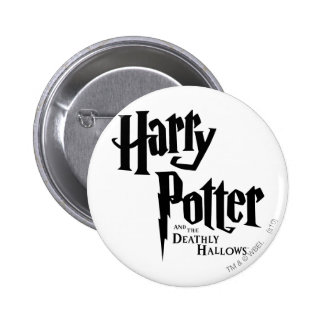 Harry Potter et le de mort sanctifie le logo 2 Badge
