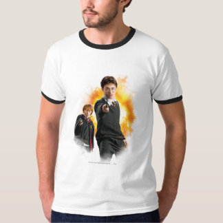 Harry Potter et Ron Weasely T-shirt