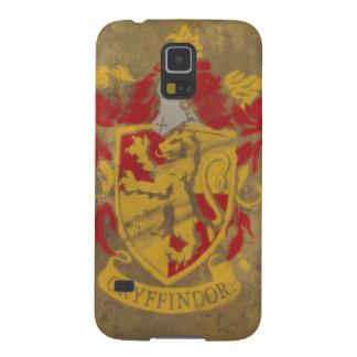 Harry Potter | Gryffindor - rétro crête de Chambre Coque Galaxy S5