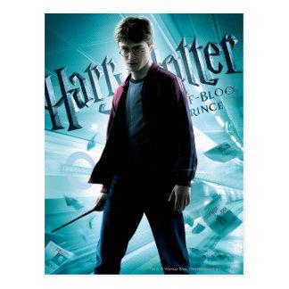 Harry Potter HPE6 2 Carte Postale