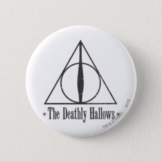 Harry Potter | le de mort sanctifie l'emblème Badges