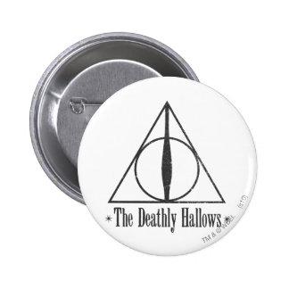 Harry Potter | le de mort sanctifie l'emblème Badges