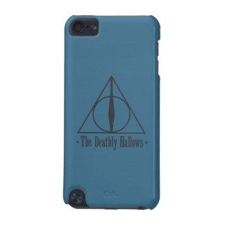 Harry Potter | le de mort sanctifie l'emblème Coque iPod Touch 5G