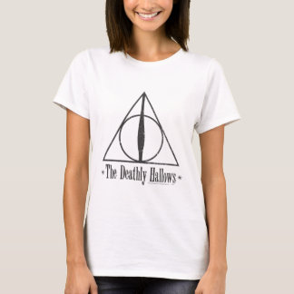 Harry Potter | le de mort sanctifie l'emblème T-shirt