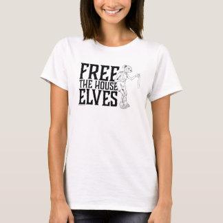 Harry Potter | librement les elfes de Chambre T-shirt
