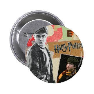 Harry Potter puis et maintenant Badge