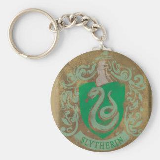 Harry Potter   Slytherin vintage Porte-clé Rond