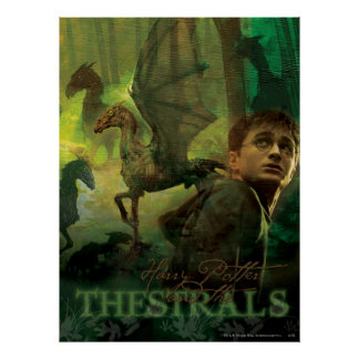 Harry Potter Thestrals Posters
