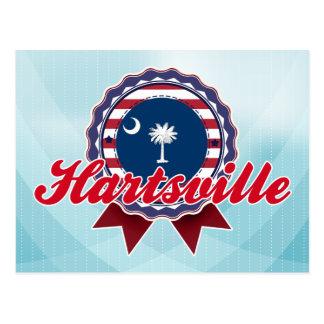 Hartsville, Sc Cartes Postales
