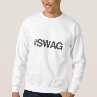 Hashtag de butin sweat-shirt