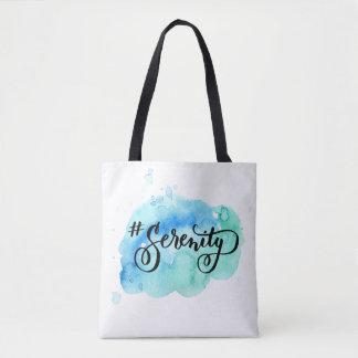 Hashtag # sac fourre-tout à sérénité