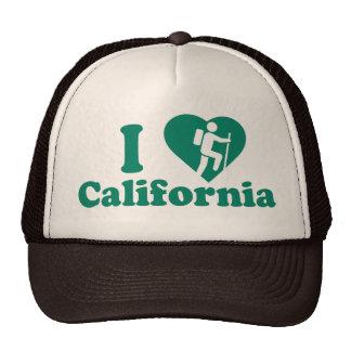 Hausse la Californie Casquettes