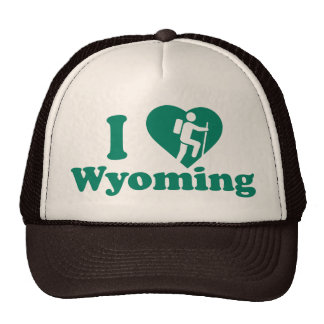 Hausse Wyoming Casquette Trucker