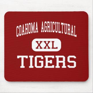 Haut agricole de Coahoma - tigres - - Clarksdale Tapis De Souris