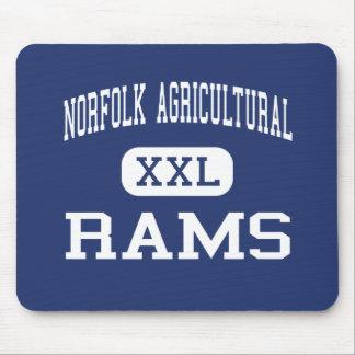 Haut agricole de la Norfolk - RAM - - Walpole Tapis De Souris