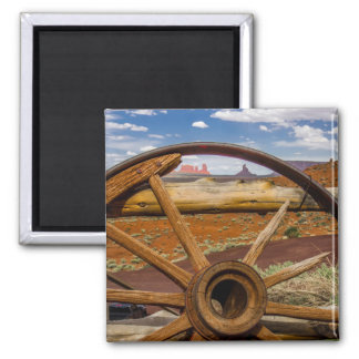 Haut étroit de roues, Arizona Aimant