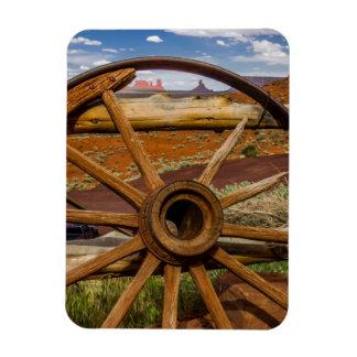 Haut étroit de roues, Arizona Magnet Flexible