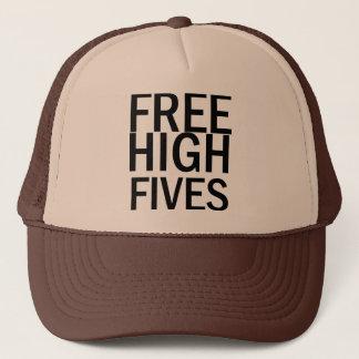 Haut Fives libre Casquette