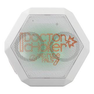 Haut-parleur 2018 de logo de Dr.choker